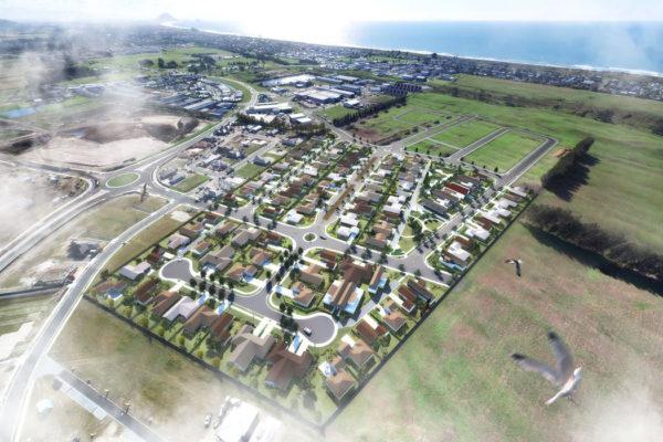 Ngā Pōtiki Housing update