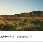 Te Kawerongo ki Ngā Pōtiki | ISSUE #14 | September 2019 – Mahuru 2019