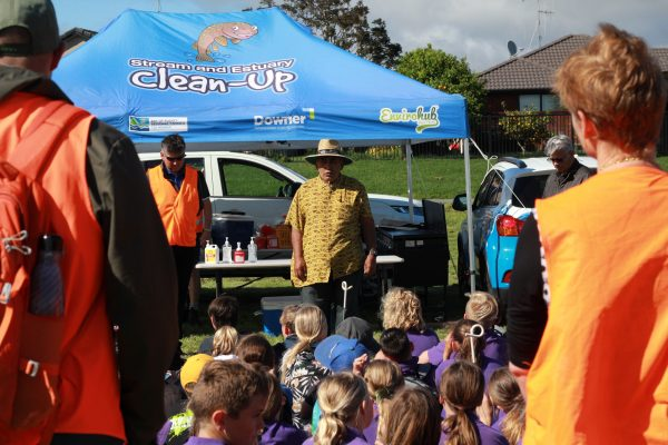 Te Ara o Wairākei education day